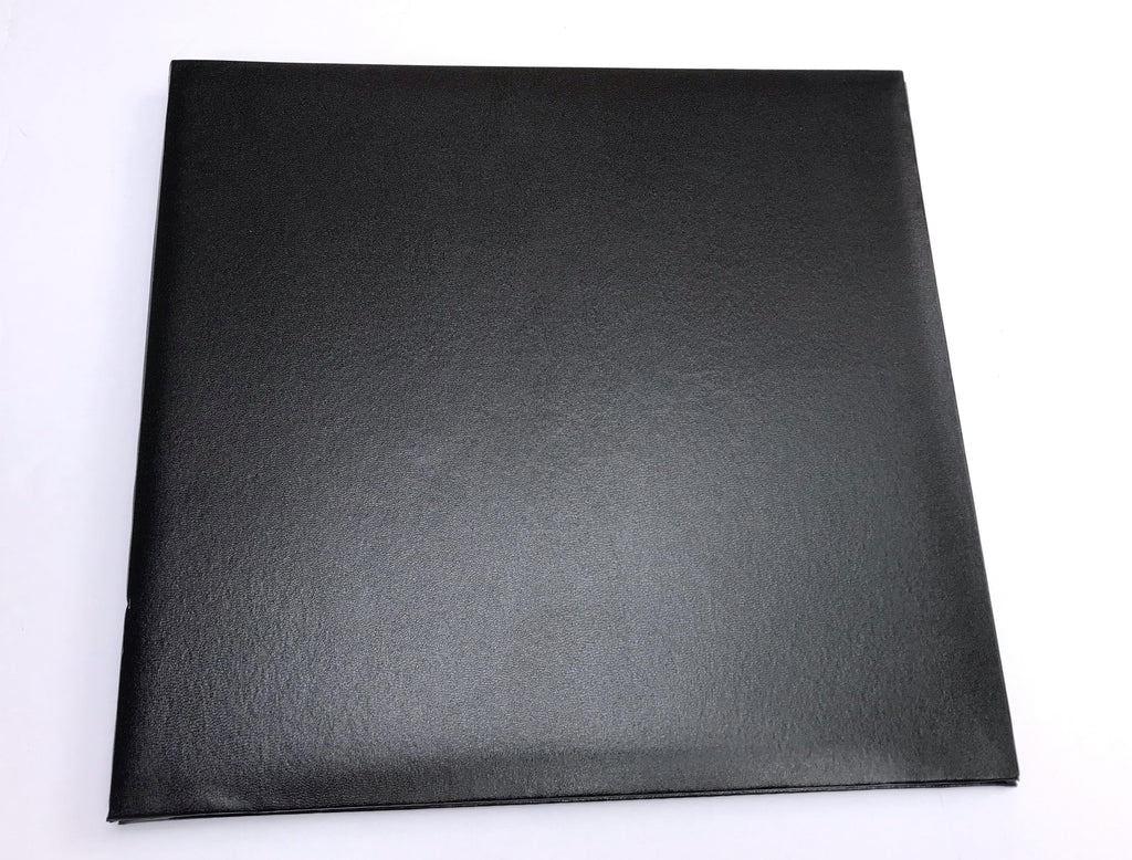 12X12 Black Scrapbook Album - ALBUM ONLY