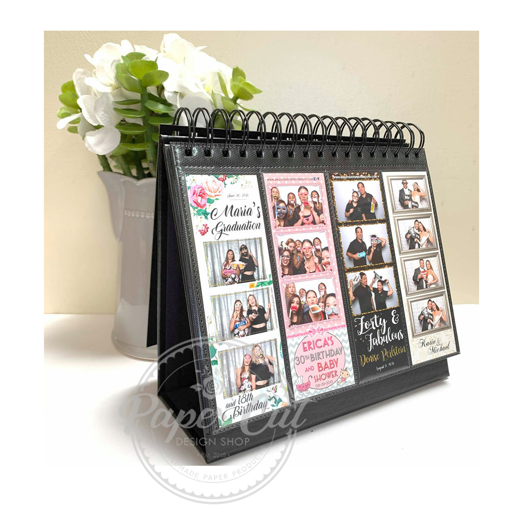 New! Photo Strip Display Album