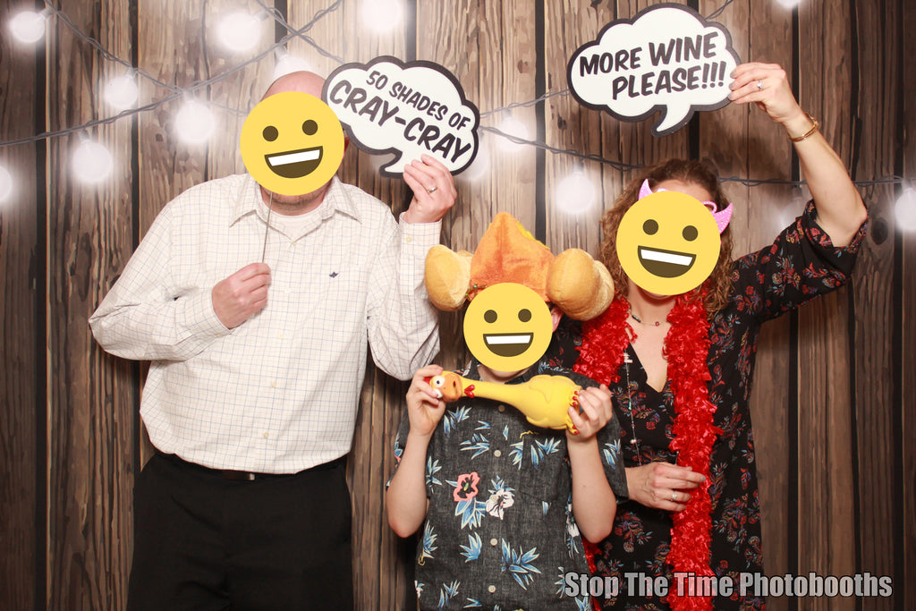 OVERSIZED Speech Bubbles 1 PVC Photo Booth Props