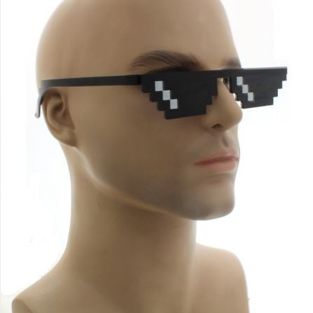 THUG LIFE Novelty Sunglasses