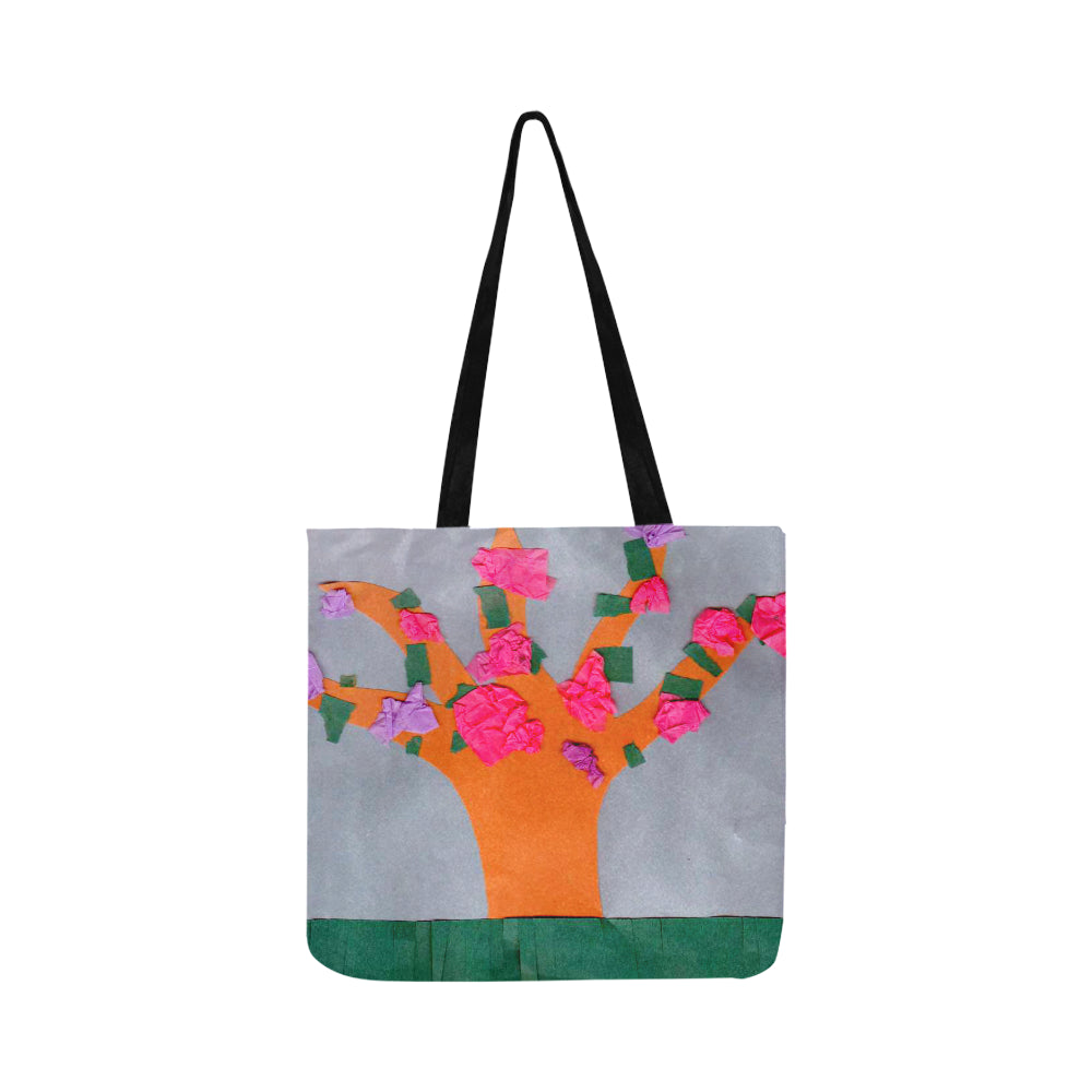 My Spring Tree Reusable Shopping Bag Model 1660 (Two sides) -  Autastic Shop of Wonders