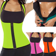 New Women Neoprene Shapewear Push Up Vest Waist Trainer