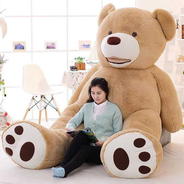 Huge Plush Giant Teddy Bear Stuffed Animal