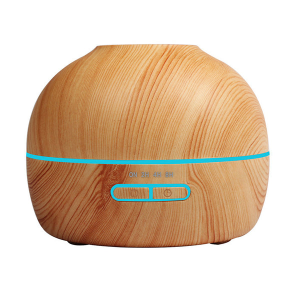 Wooden Aroma Oil Diffuser for Aromatherapy