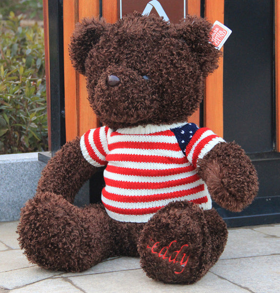 Giant teddy bear life size Lovely stuffed Plush toy