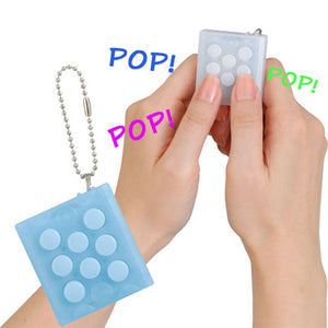 New Electronic Bubble Wrap Keychain Stress Relief Toy For Autism/ADHD -  Autastic Shop of Wonders