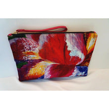Blooming Iris clutch bag - Nail-itious