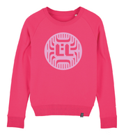 Flock sweater PINK (women)