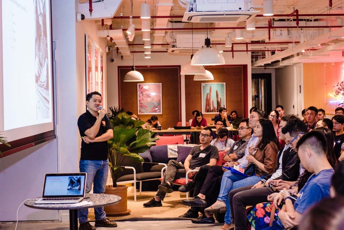 Shopify meetup in HCMC