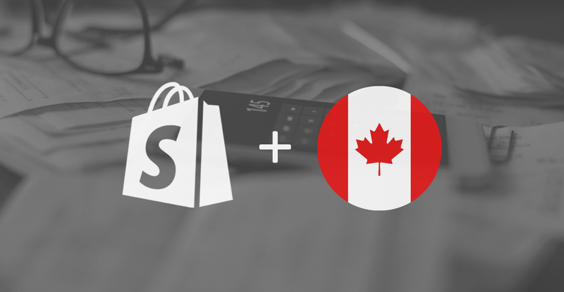 shopify in canada