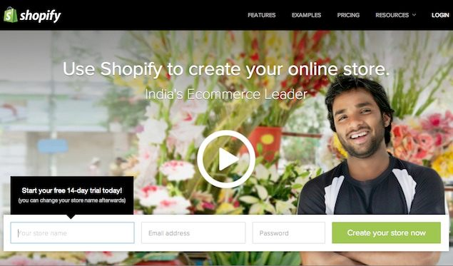 indian shopify stores