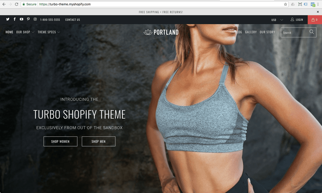turbo shopify theme