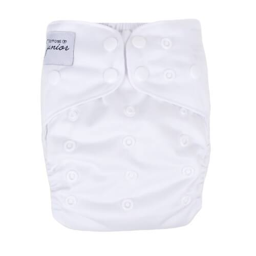 Bottoms Up Junior Nighty Nites Polar White