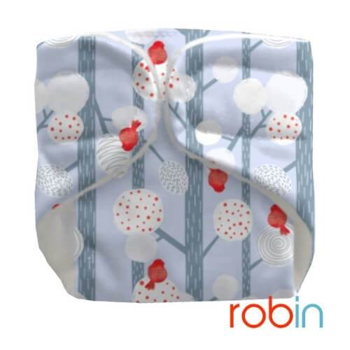 Bubblebubs Doll Nappy Robin