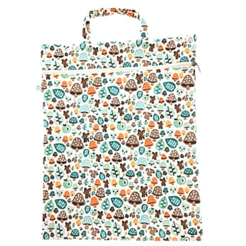 Bubblebubs XL Wetbag Woodland