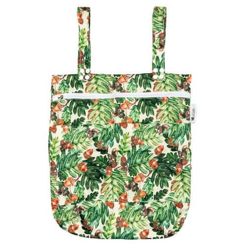 Designer Bums Wetbag Squirrel Oak