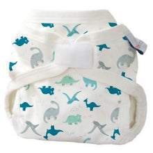 Bubblebubs PUL double gusset cover Dino