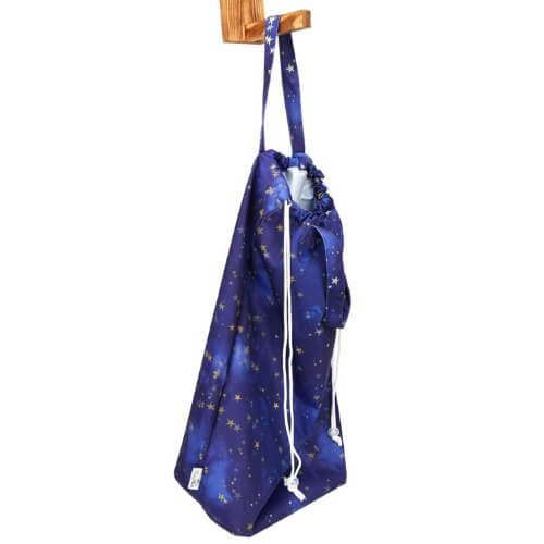 Fudgey Pants Laundry Bag Starry Night