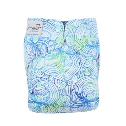 Junior Tribe Co Nighty Nite Sea Swirls