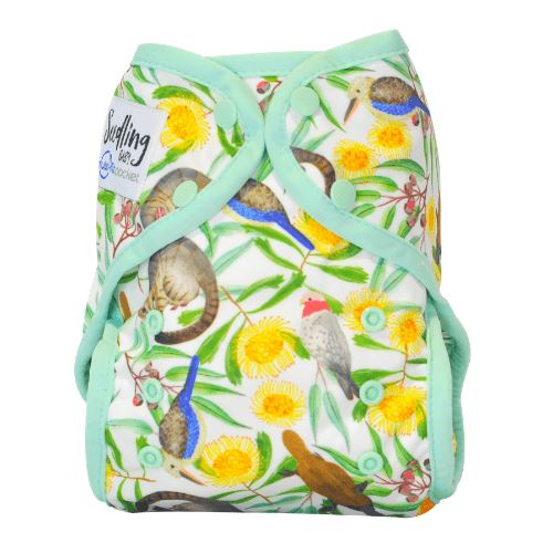 Seedling Baby Multi-fit Icon Green