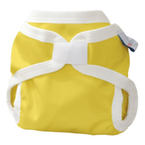 Bubblebubs PUL double gusset cover sunshine
