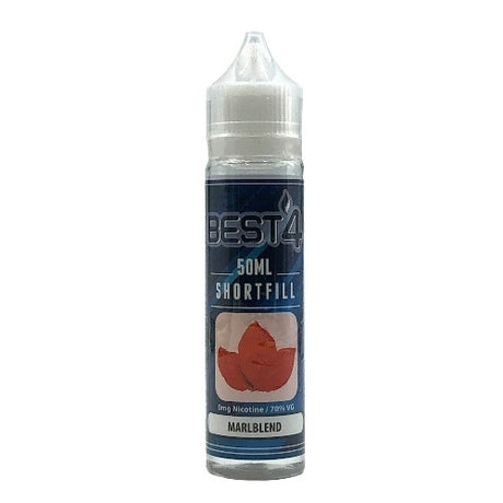 Marlblend - Short Fill E-liquid by Best4ecigs (50ml) + FREE Nic Shot