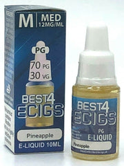 Pineapple High PG E-Liquid by Best4ecigs (10ml) - Best4ecigs