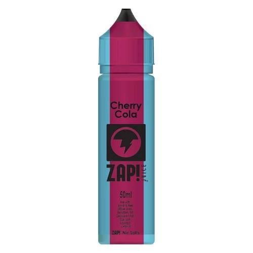 Cherry Cola Shortfill by Zap (50ml) - Best4ecigs Vape