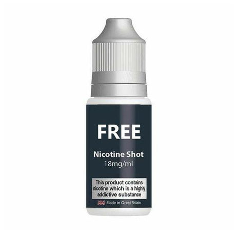Sub Lime - Short Fill E-liquid by Riot Squad (50ml) + FREE Nic Shot