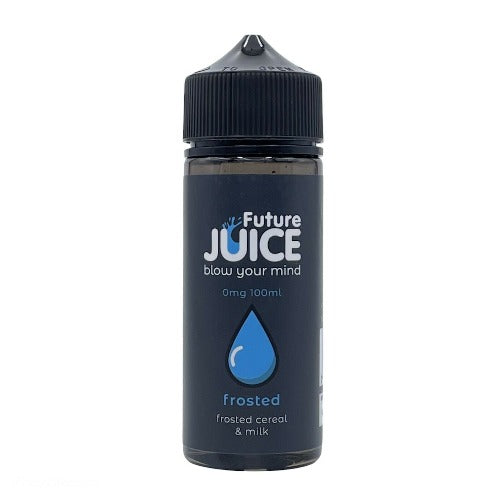 Frosted Cereal & Milk Short Fill E-Liquid by Future Juice (100ml) + FREE Nic Shots