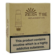 Innokin Prism T18E Replacement Coils 1.7Ω (5 Pack)
