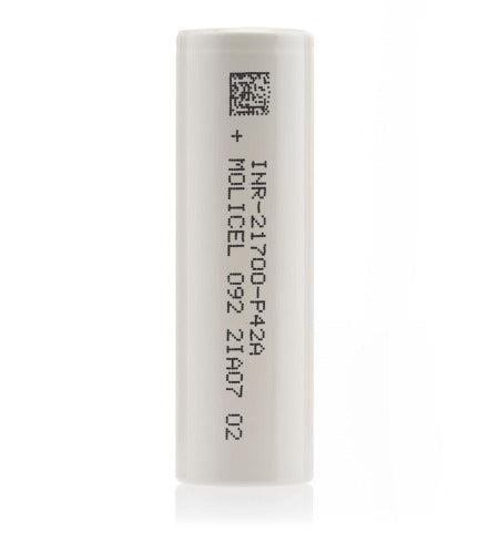 Molicel P42A 21700 Battery (4200mAh)