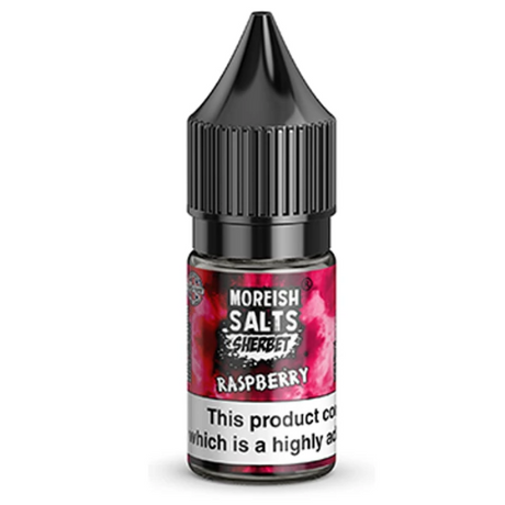 Raspberry Sherbet Nic Salt by Moreish Puff (10ml)
