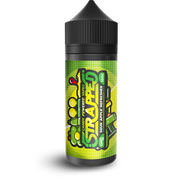 Sour Apple Refresher Shortfill by Strapped (100ml) - Best4ecigs Vape