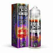 Strawberry Laces & Sherbet - Short Fill E-liquid by Double Drip (50ml) + FREE Nic Shot