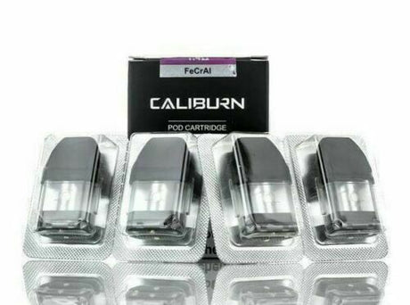 Uwell Caliburn & KOKO Replacement Pods (4 Pack)