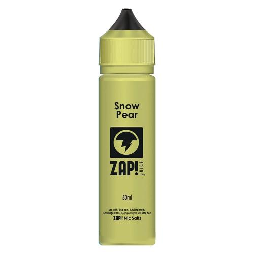Snow Pear Shortfill by Zap (50ml) - Best4ecigs Vape