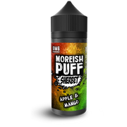 Apple & Mango Sherbet Short Fill by Moreish Puff (100ml) - Best4ecigs Vape