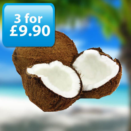 Coconut E-Liquid (10ml)