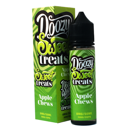 Apple Chews Short Fill by Doozy Vape (50ml) - Best4ecigs Vape