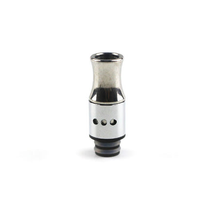 SALE - 510 Stainless Steel Tall Drip Tip DS111 - Best4ecigs Vape