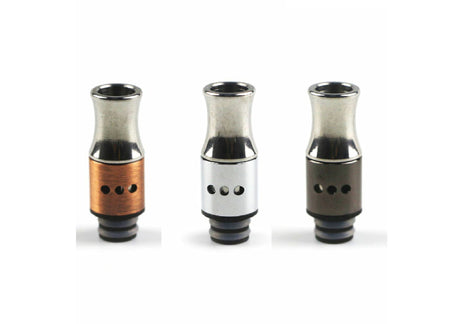 Stainless Steel Tall Drip Tip DS111