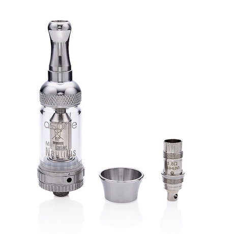 Aspire Nautilus Mini 2ml Clearomizer - Best4ecigs Vape
