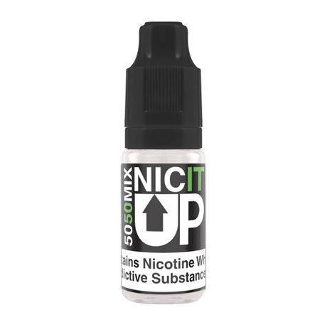 NICIT UP 50-50 VG Nicotine Shot (18mg) - Best4ecigs Vape