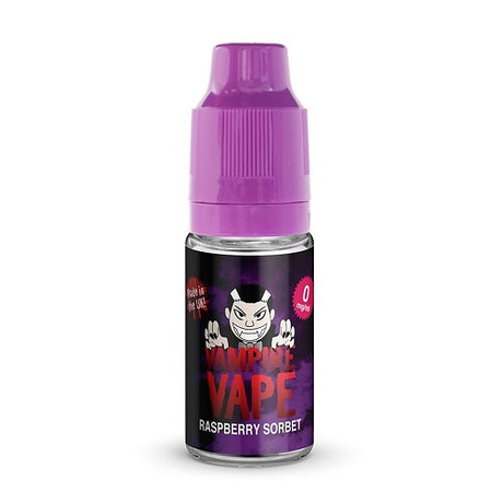 Raspberry Sorbet E-liquid by Vampire Vape (10ml)