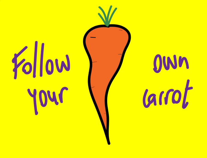 Your own carrot