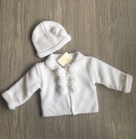 Cardigan And Hat Set
