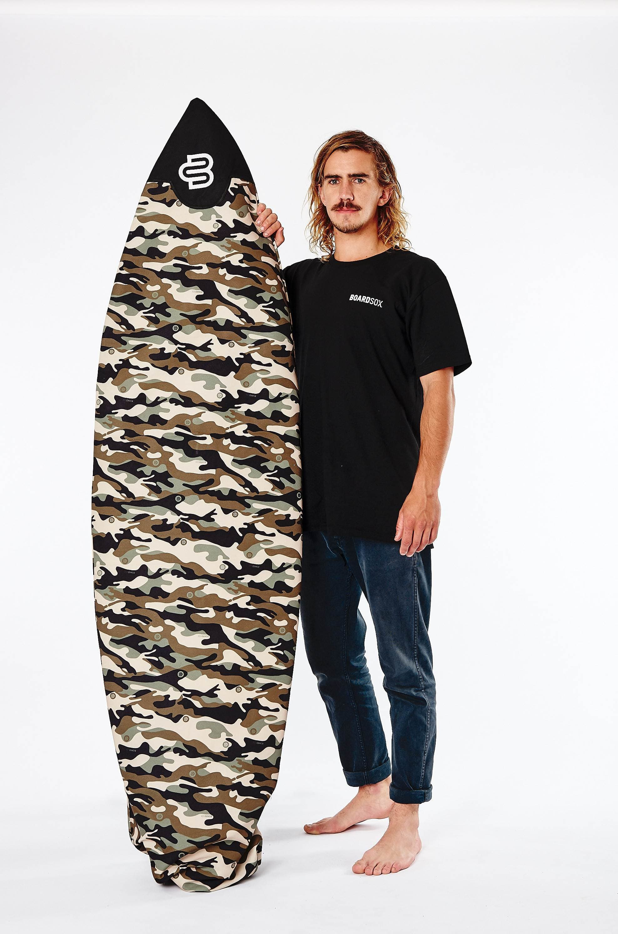 Camo Boardsox® Short Surfboard Cover
