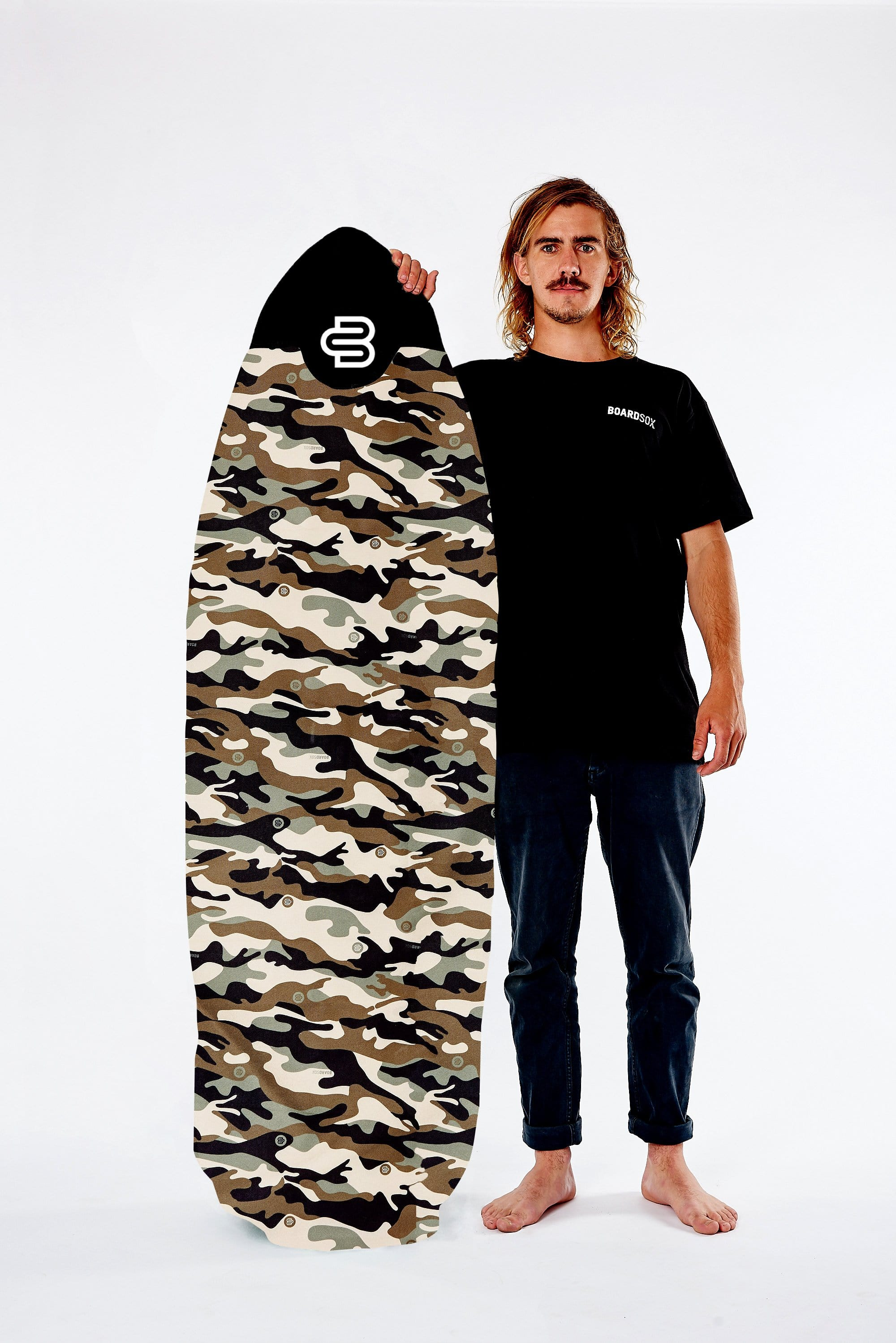 Camo Boardsox® Fun/Hybrid Surfboard Cover