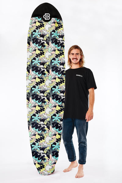 The Worm Boardsox® Long Surfboard Cover